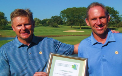 Leopard Creek named SA's top club for Governance and Environmental Compliance
